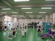 昭島市トレーニングルームの画像